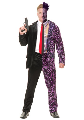 Split Personality Villain Costume By: Charades for the 2015 Costume season.