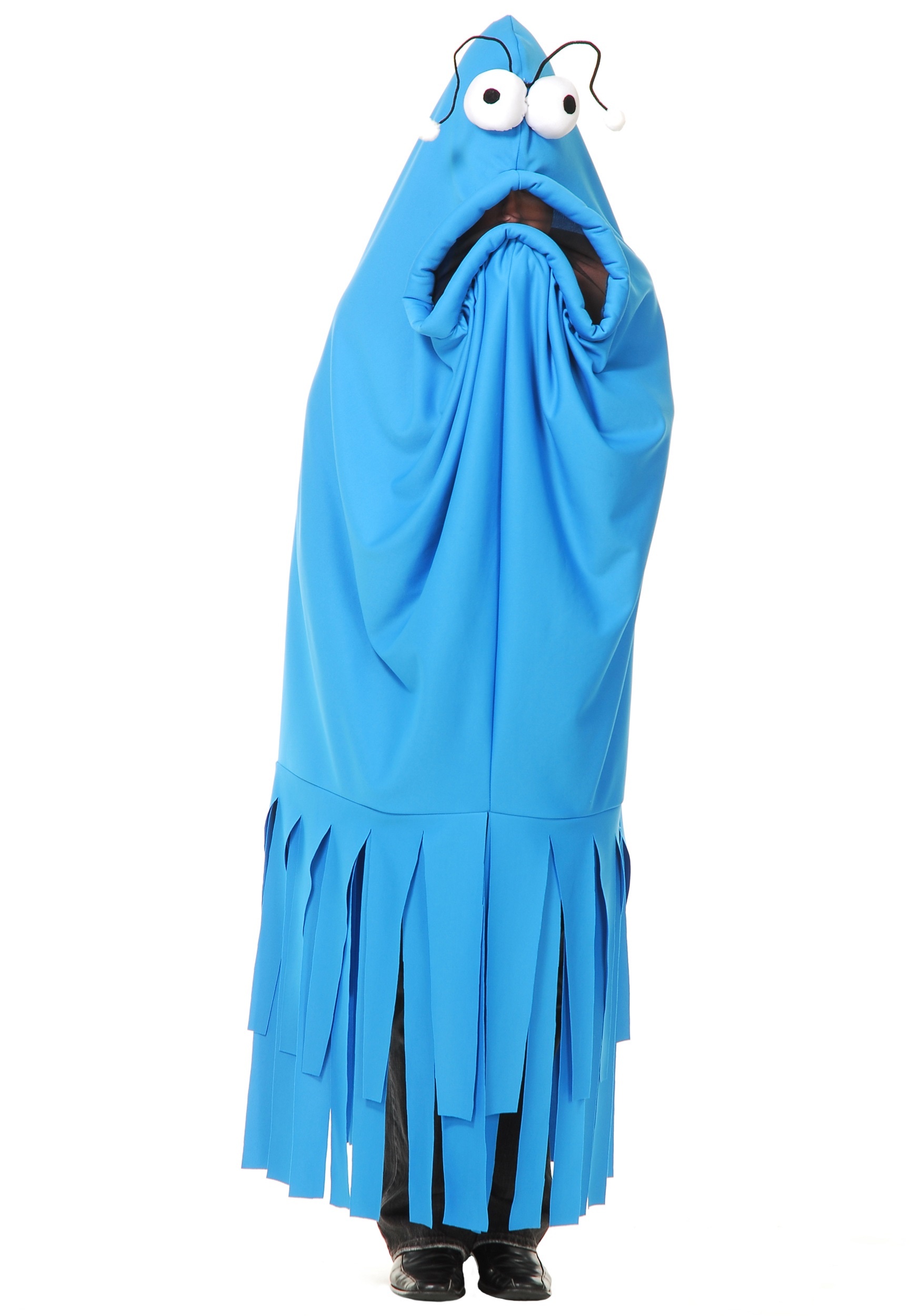 Adult Blue Monster Madness Costume-8069