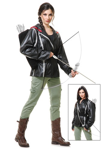 Archer Jacket By: Charades for the 2015 Costume season.