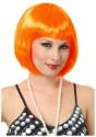 Orange Wigs Costume Accessories