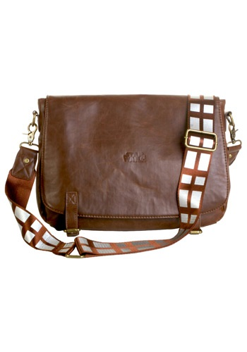 Image of Chewbacca Messenger Bag