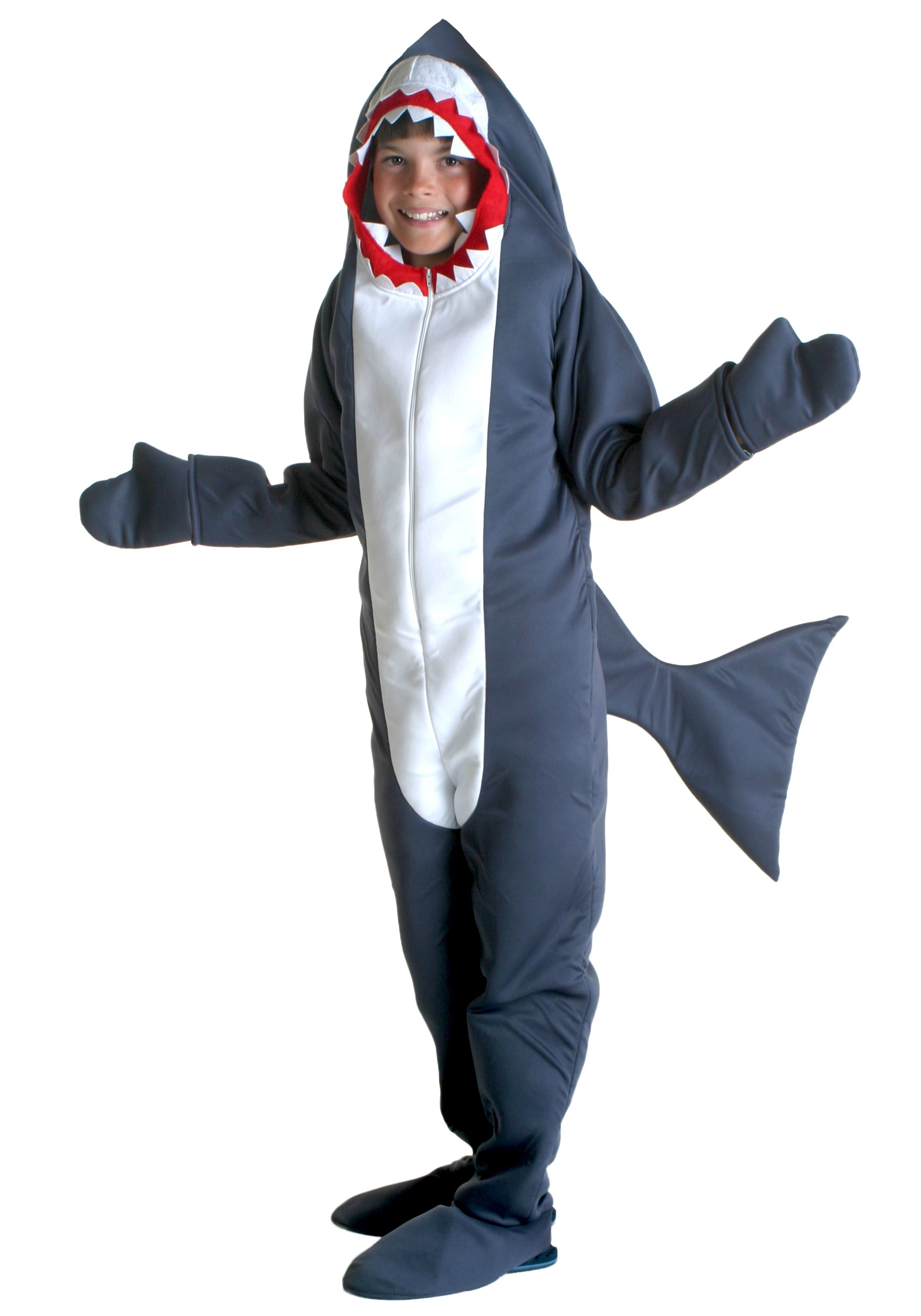 Child Shark Costume  sc 1 st  Halloween Costumes & Shark Costumes For Kids And Adults - HalloweenCostumes.com