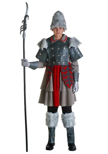 Click Here to buy Teen Witch Guard Costume from HalloweenCostumes, CDN Funds