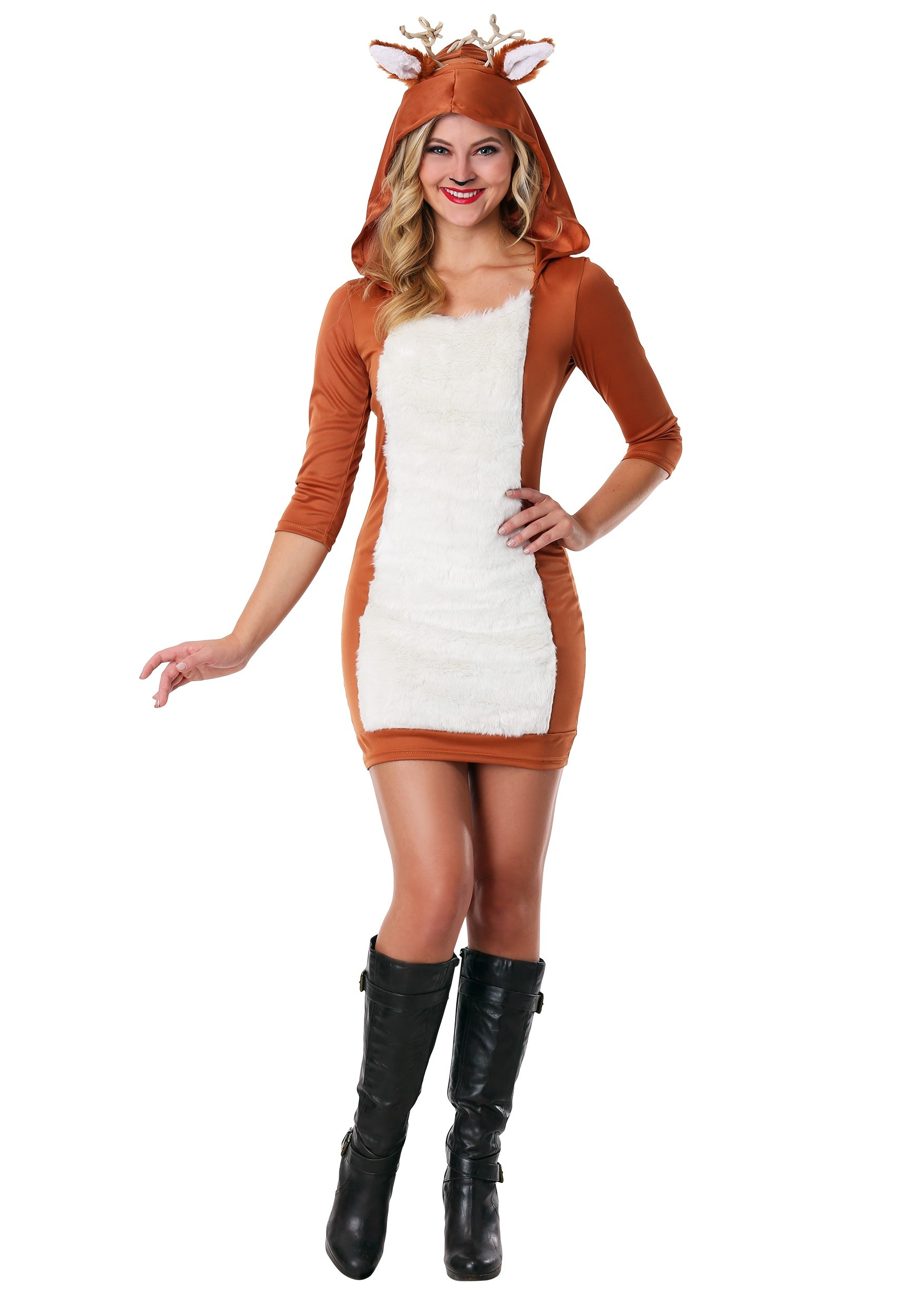 Sexy Deer Costume-2515