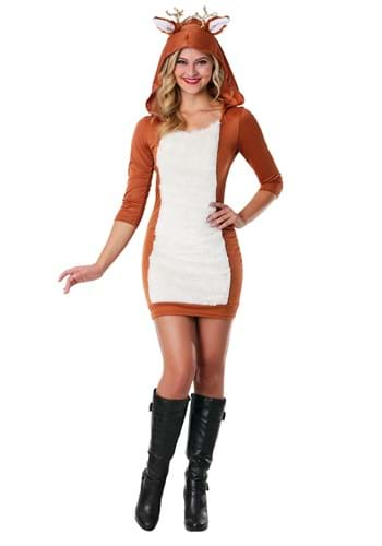 Click Here to buy Sexy Deer Costume from HalloweenCostumes, CDN Funds
