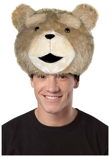 Image of Ted Headpiece