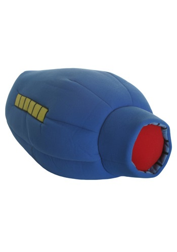 Click Here to buy Mega Man Megabuster from HalloweenCostumes, USA Funds & Shipping