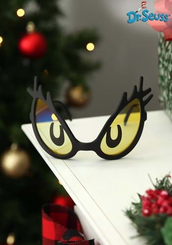 Grinch Glasses