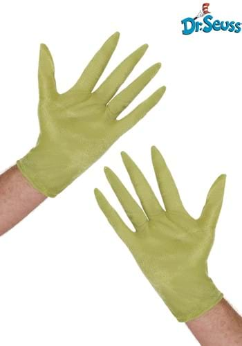 Adult Grinch Gloves By: Elope for the 2015 Costume season.