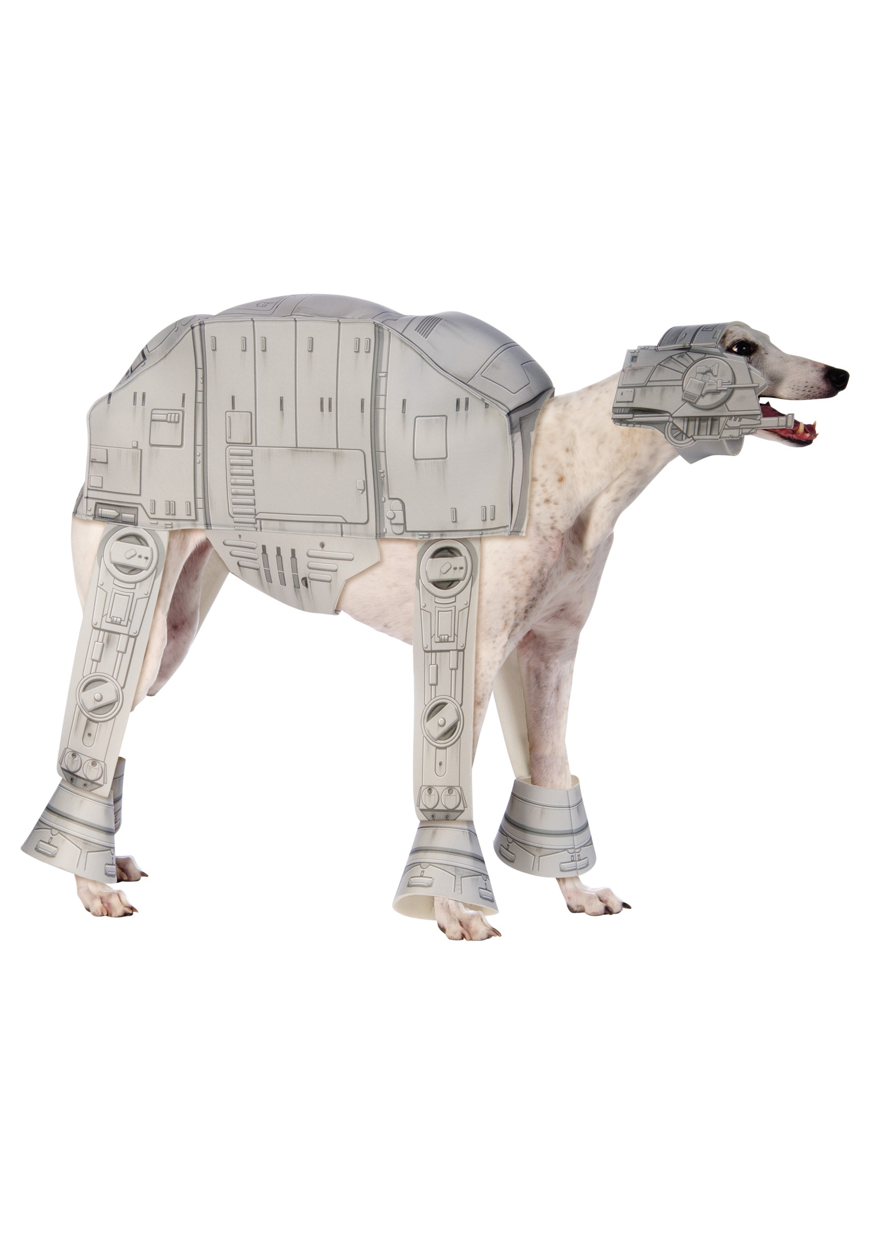 AT-AT Imperial Walker Pet Costume  sc 1 st  Halloween Costumes & Pet Star Wars Costumes - Dog Cat Halloween Costume Animal