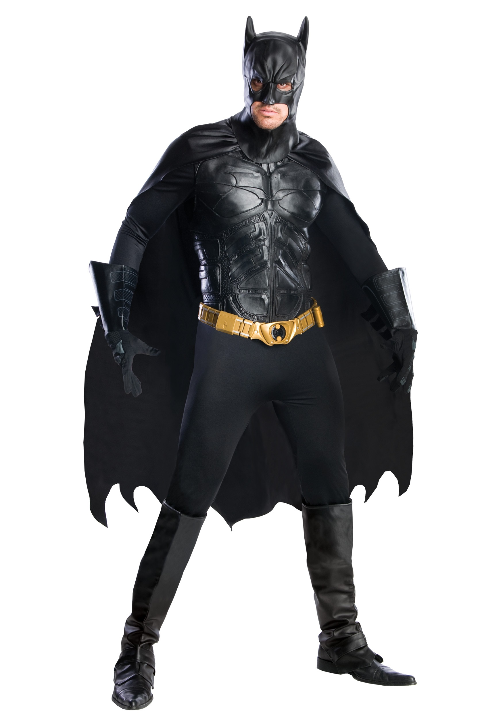 Grand Heritage Dark Knight Batman Costume  sc 1 st  Halloween Costumes & Grand Heritage Dark Knight Batman Costume - Dark Knight Rises Costumes