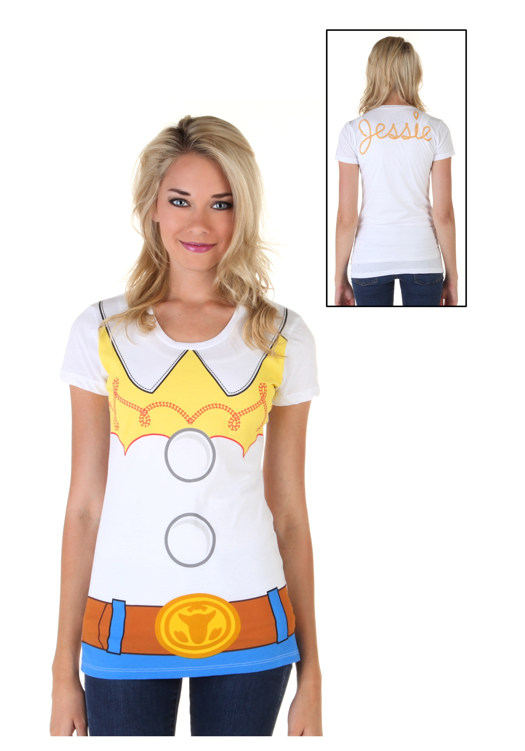 Toy Story Jessie And Woody Costumes Toy story jessie
