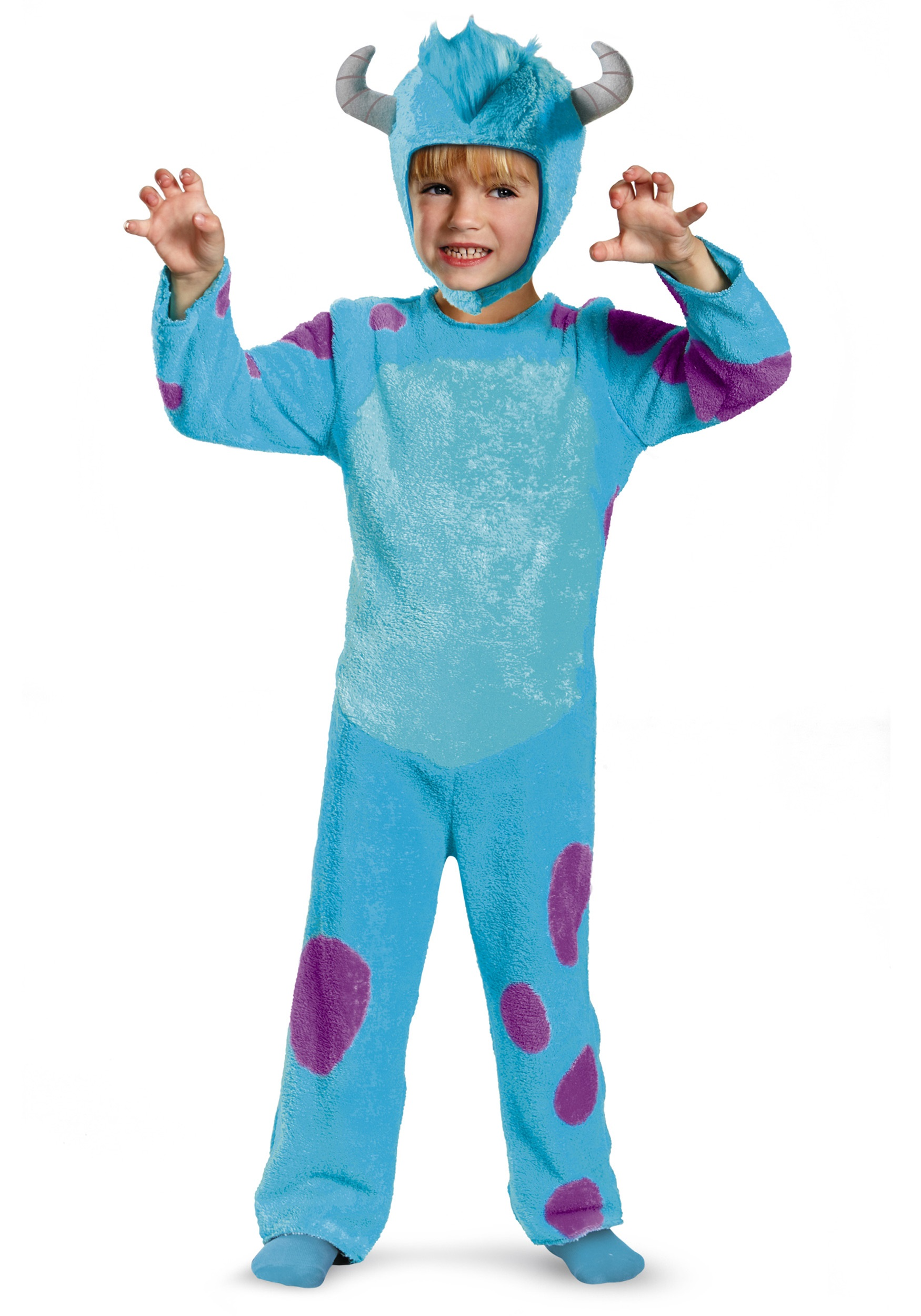 Toddler Classic Sully Costume  sc 1 st  Halloween Costumes & Toddler Classic Sulley Costume