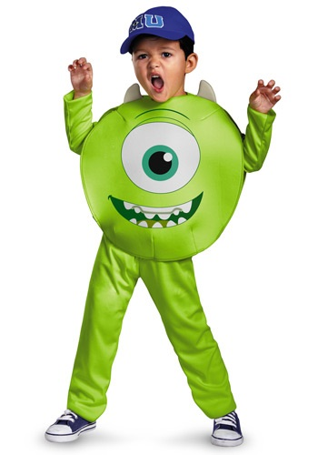 Click Here to buy Toddler Classic Mike Costume from HalloweenCostumes, USA Funds & Shipping
