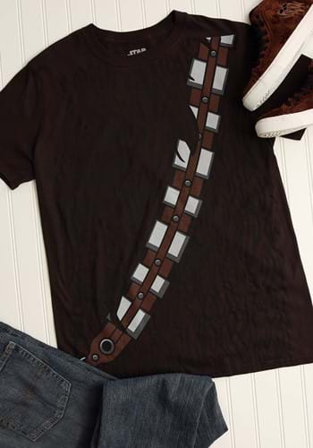 Mens I Am Chewbacca Costume T-Shirt By: Mighty Fine for the 2015 Costume season.