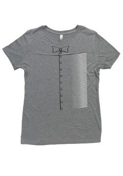 Womens Costume Tinman T-Shirt