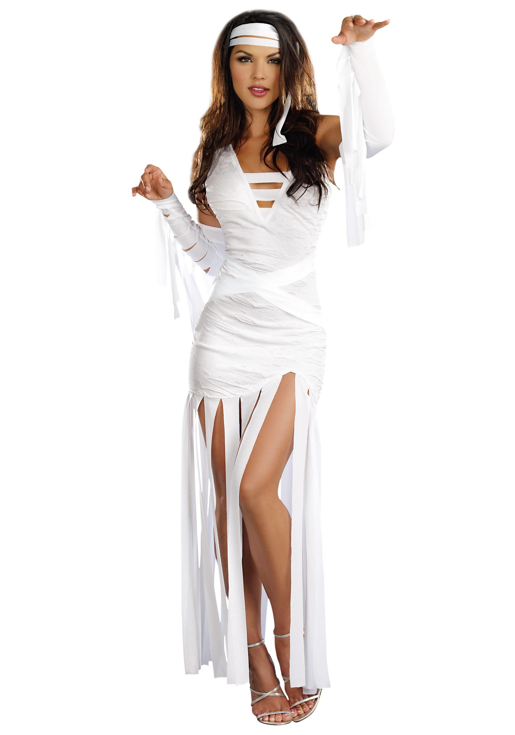Women's Mummy Dearest Costume