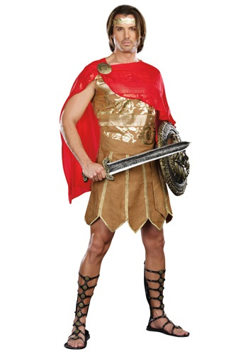 Mens Caesar Costume- Roman Warrior Costumes For Men