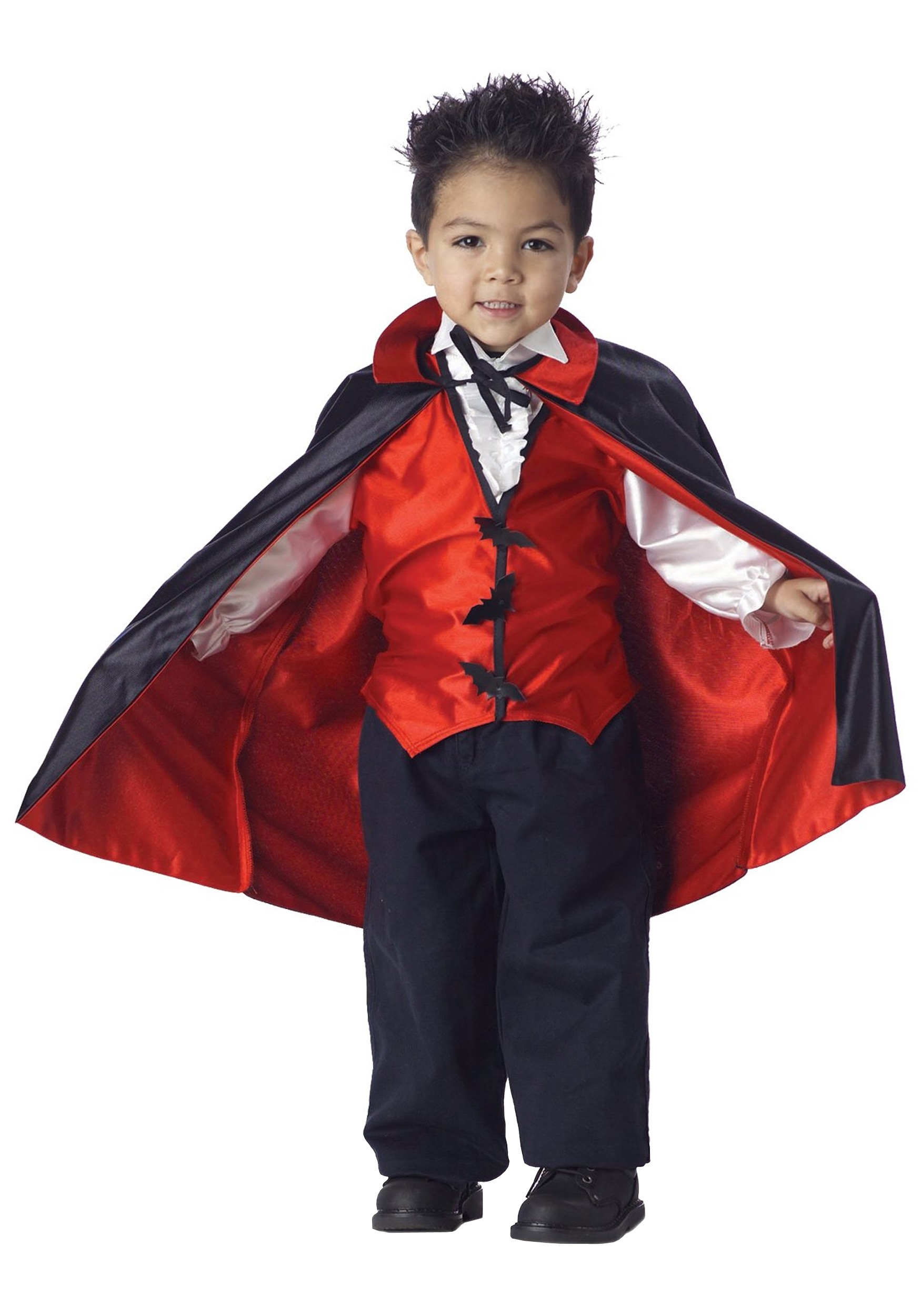 Kids Halloween Costumes Boys Toddler Vampire Costume