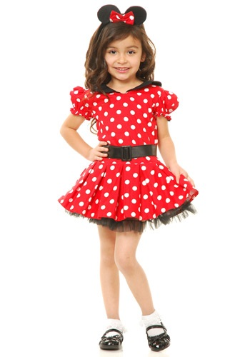 Click Here to buy Toddler Miss Mouse Costume from HalloweenCostumes, USA Funds & Shipping