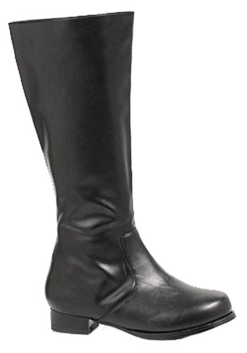 Boys Black Costume Boots By: Ellie for the 2015 Costume season.