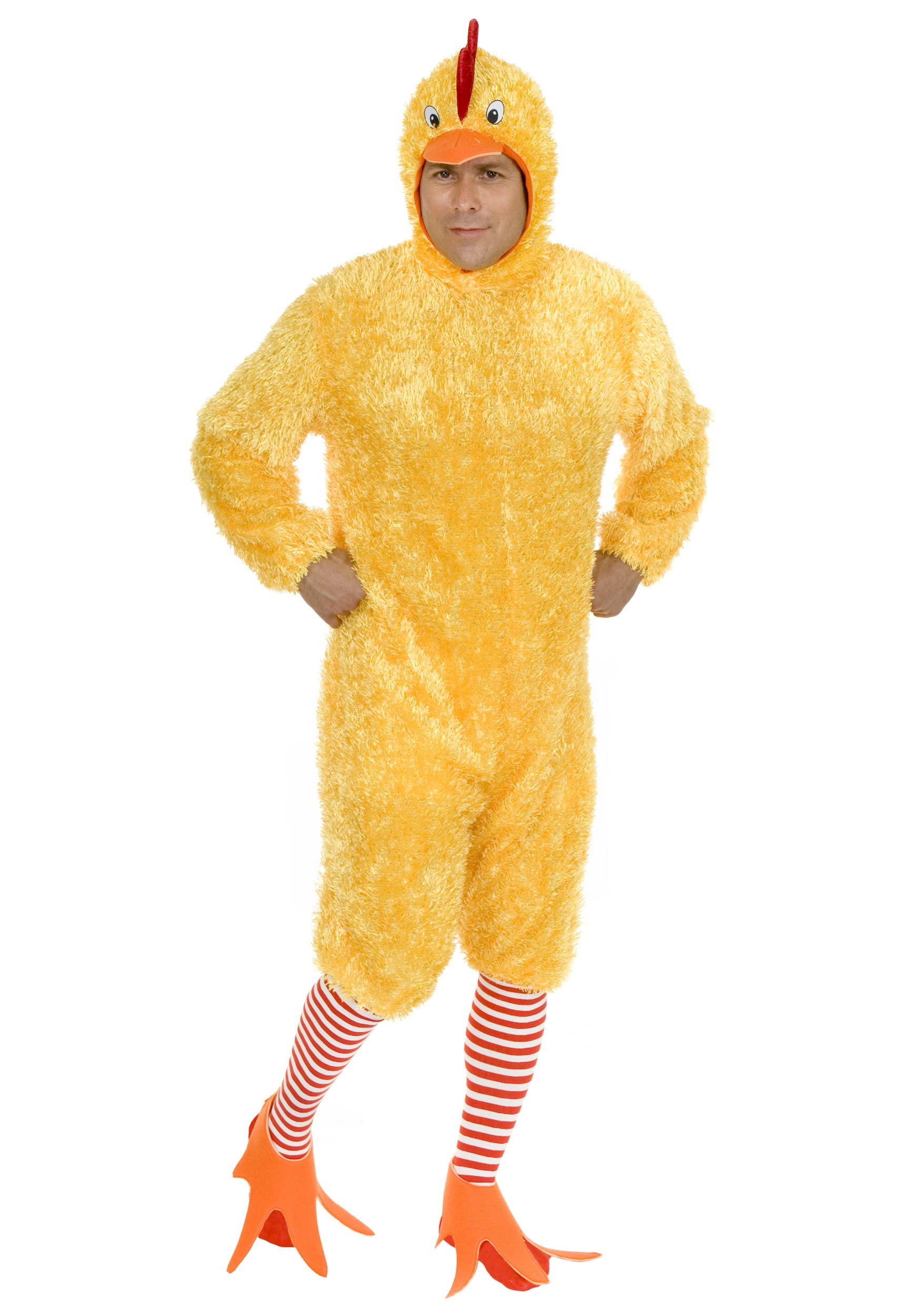 Plus Size Funky Chicken Costume 1X 3X 713989bdeab