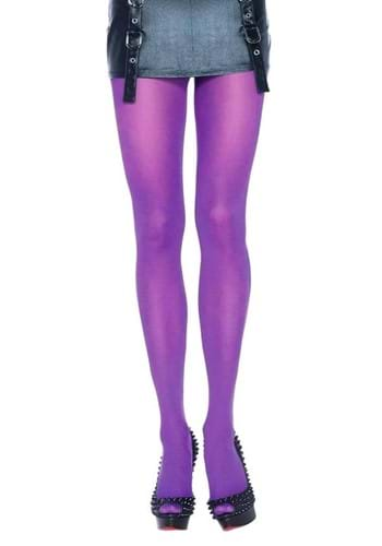 Purple Tights for Women UPD-2