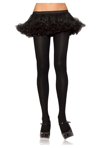 Plus Size Black Tights By: Leg Avenue for the 2015 Costume season.