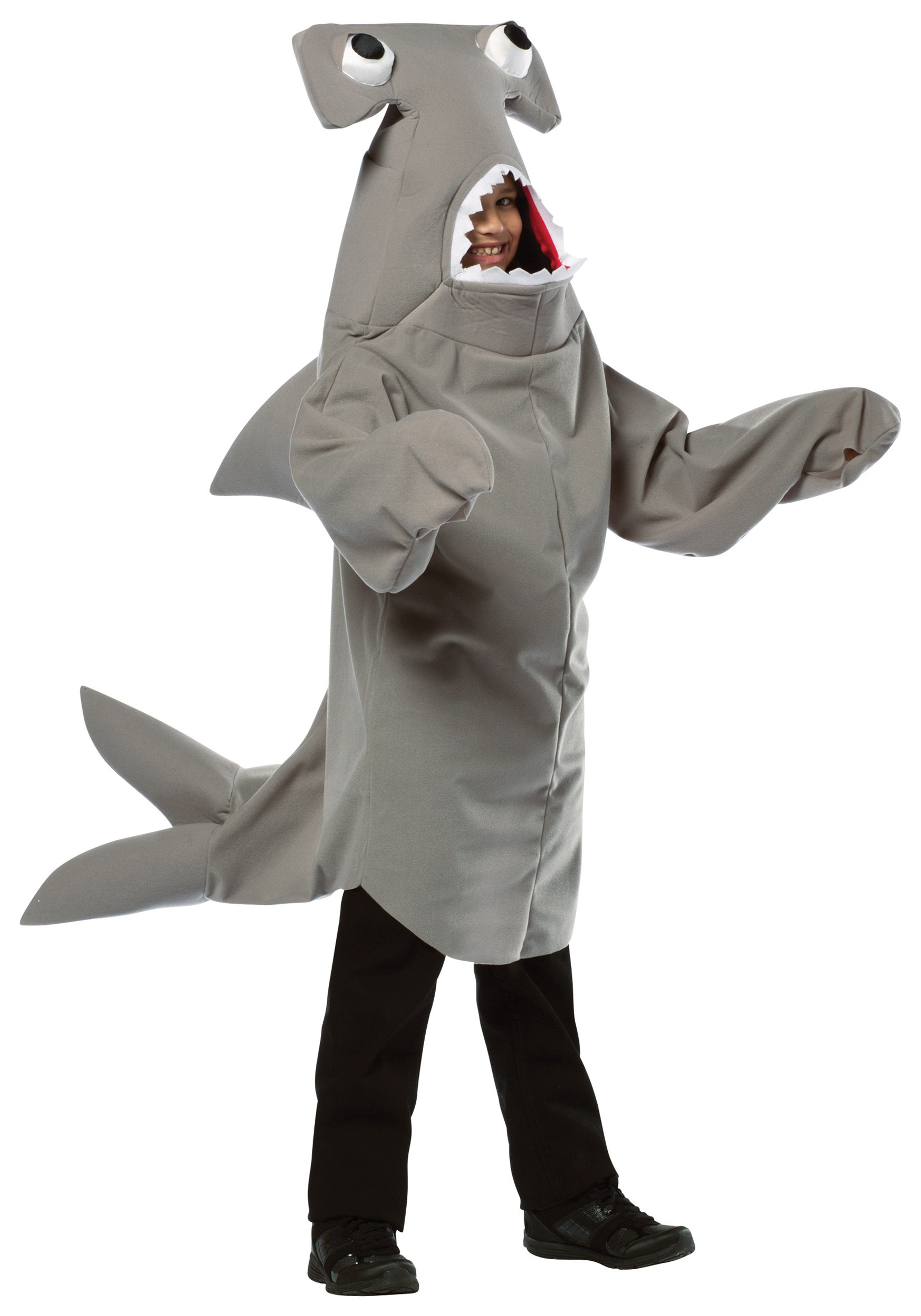 Hammerhead Shark Costume  sc 1 st  Halloween Costumes : shark halloween costume adult  - Germanpascual.Com
