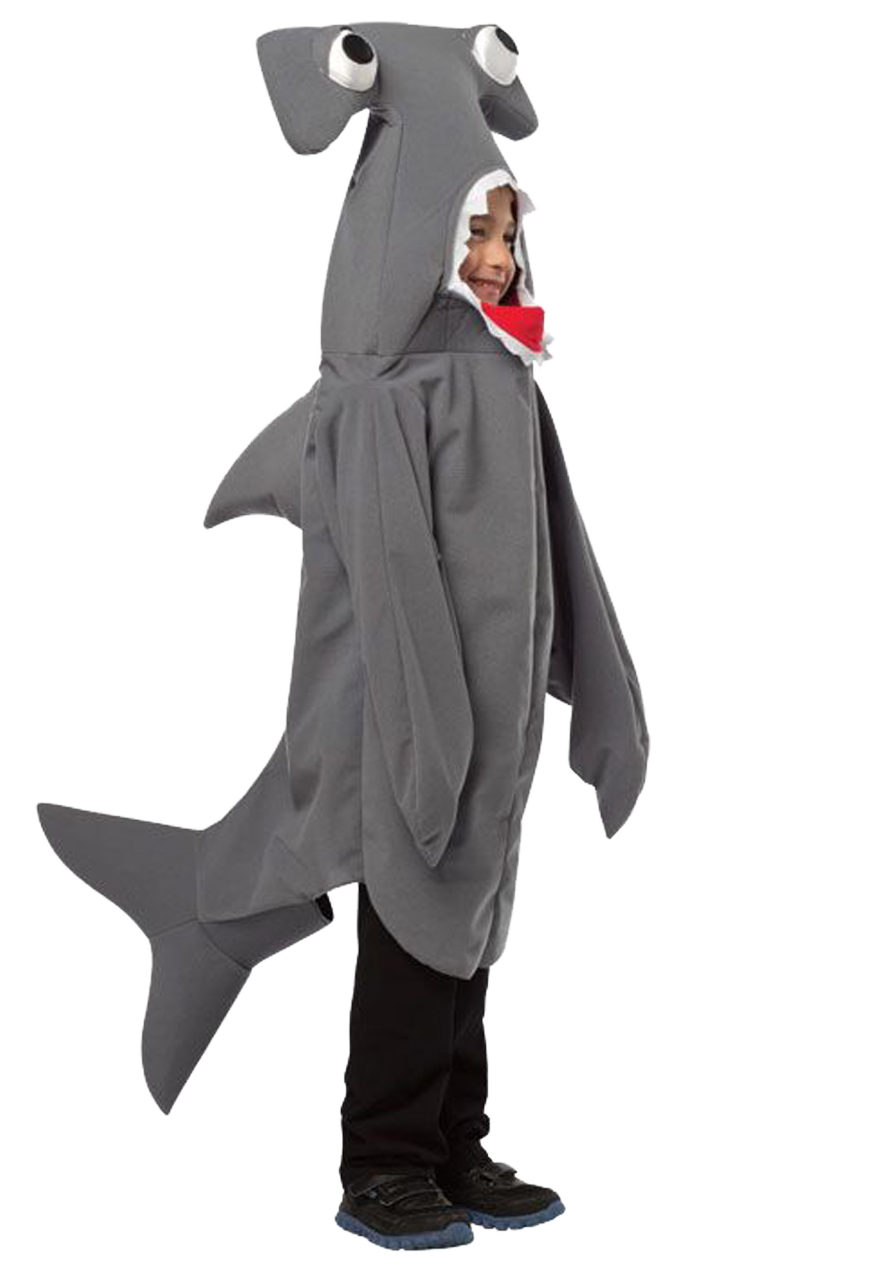 Child Hammerhead Shark Costume  sc 1 st  Halloween Costumes & Shark Costumes For Kids And Adults - HalloweenCostumes.com