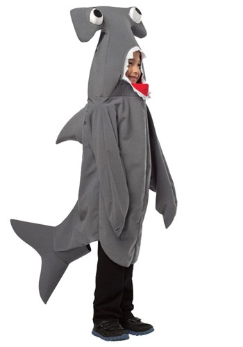 Child Hammerhead Shark Costume By: Rasta Imposta for the 2015 Costume season.