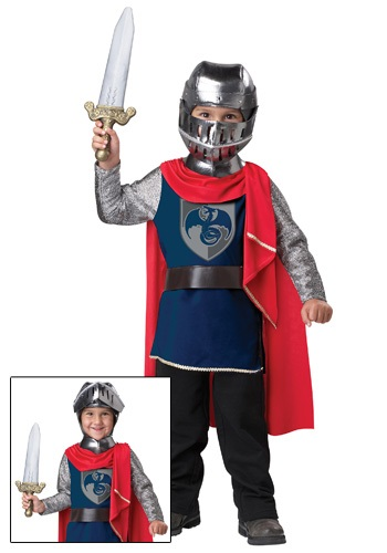 Knight Costume for Toddlers