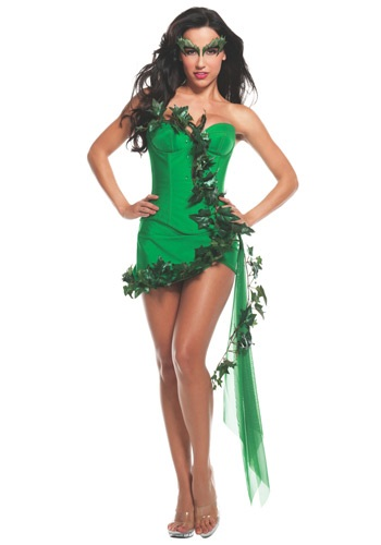 WOMEN'S IVY GIRL COSTUMES- Women's - Pretty Cosplay - Edgy Halloween Costume