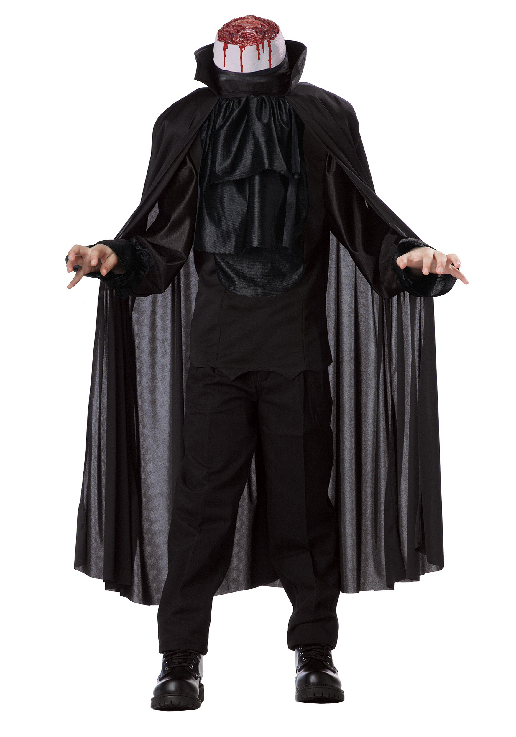 kids headless horseman costume - Scary Halloween Costumes For Children
