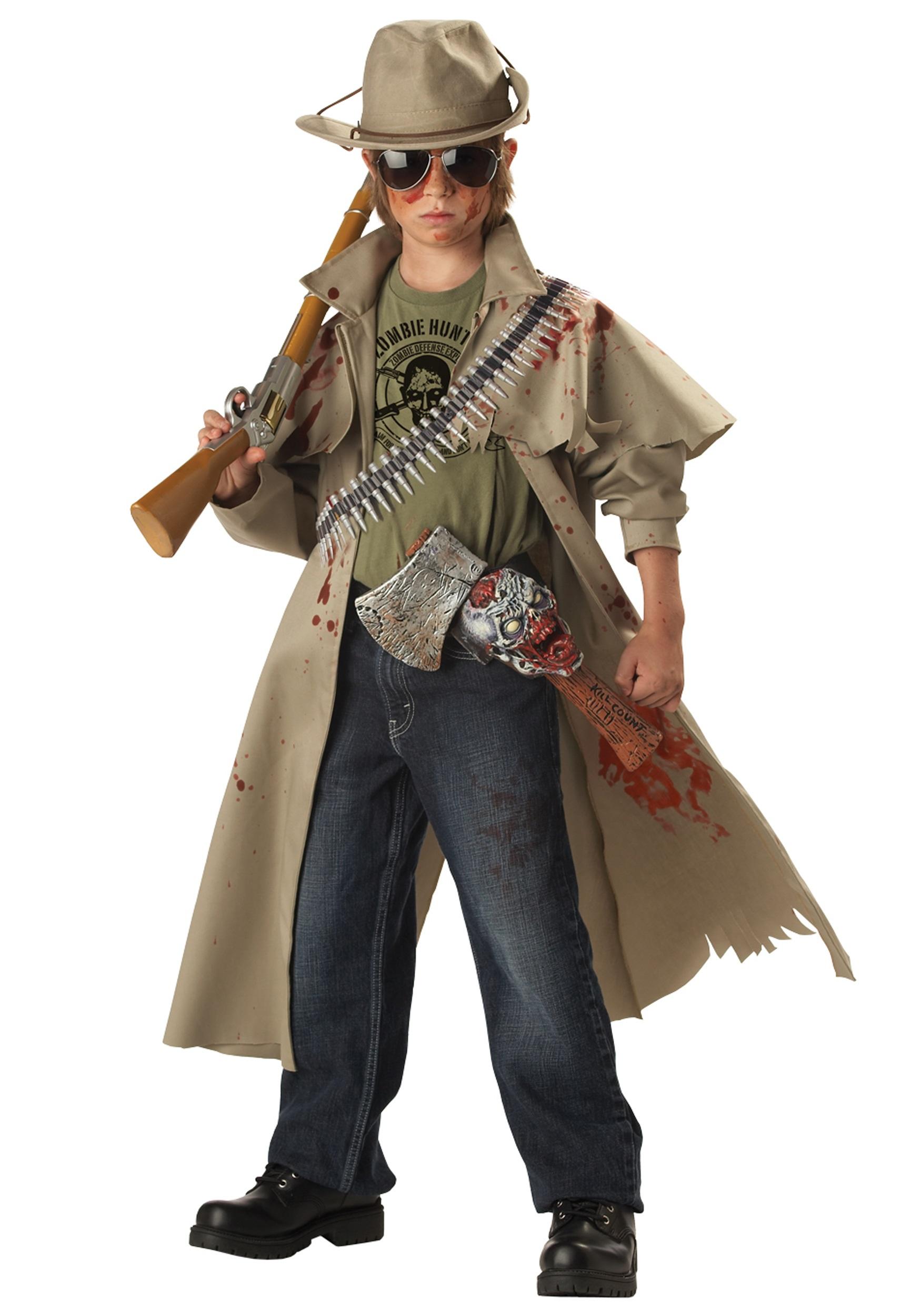 Child Zombie Hunter Costume  sc 1 st  Halloween Costumes & Walking Dead Costumes - AMC The Walking Dead Zombie Costumes