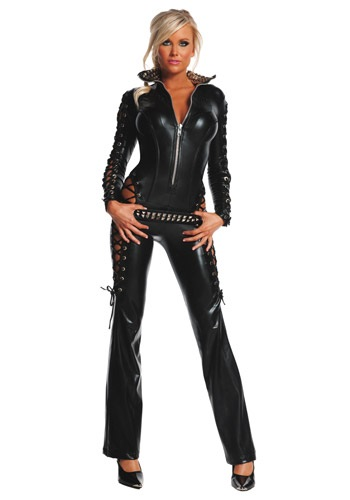 WOMENS REBEL COSTUME - Women's Badass Halloween Costumes