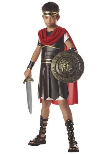 Click Here to buy Kids Hercules Costume - Kids Roman Warrior Costumes from HalloweenCostumes, CDN Funds