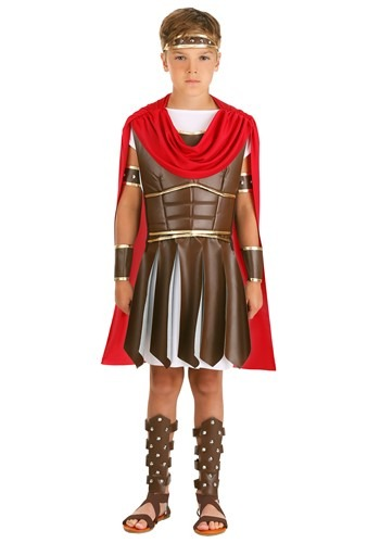 Kids Hercules Costume