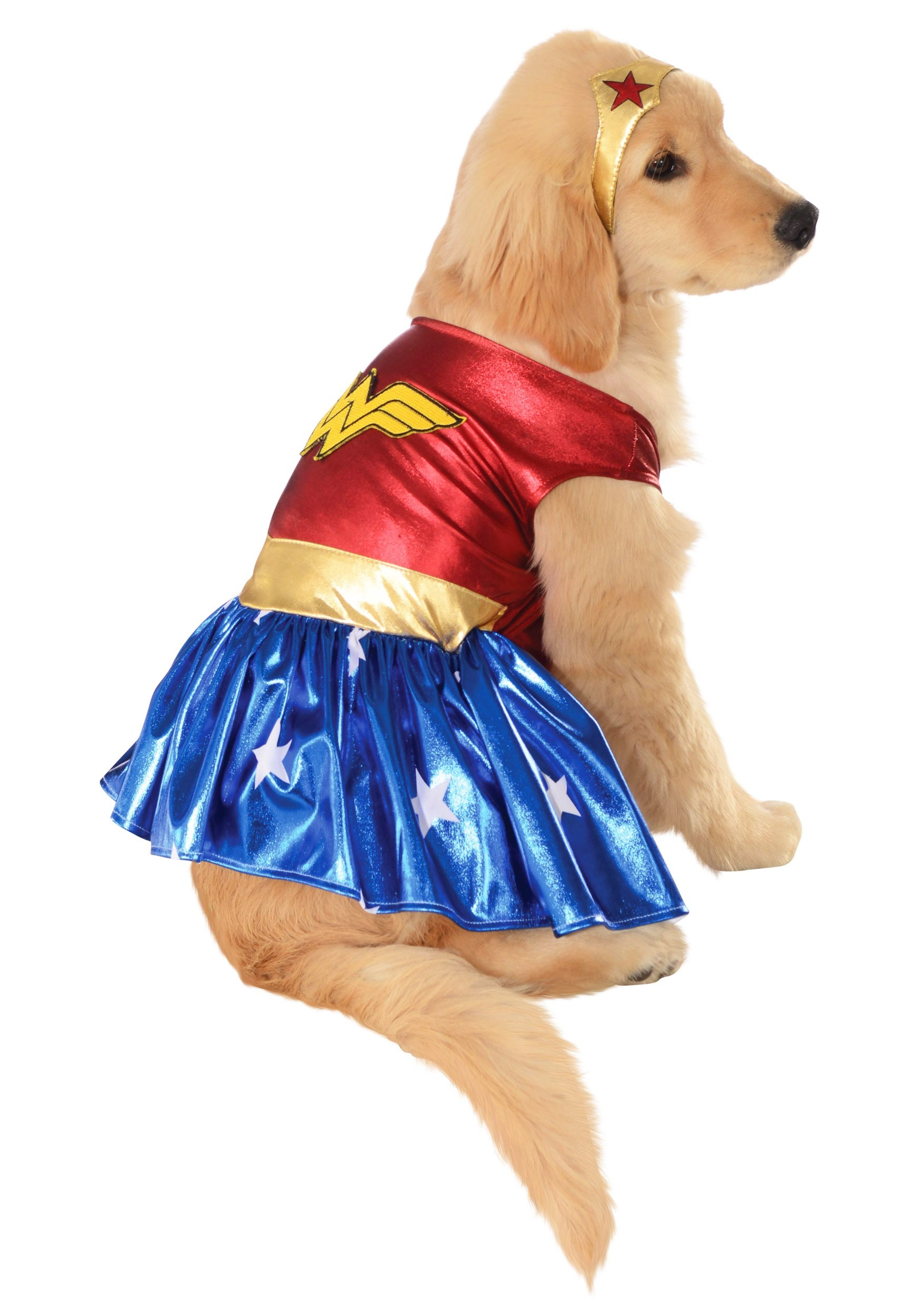 Dog Costume Wonder Woman Wonder Woman Pet Costume Buy