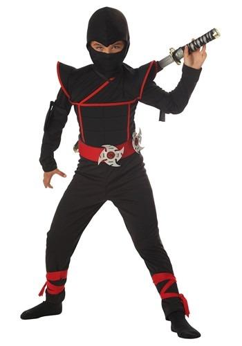 Stealth Ninja Costume for Kids