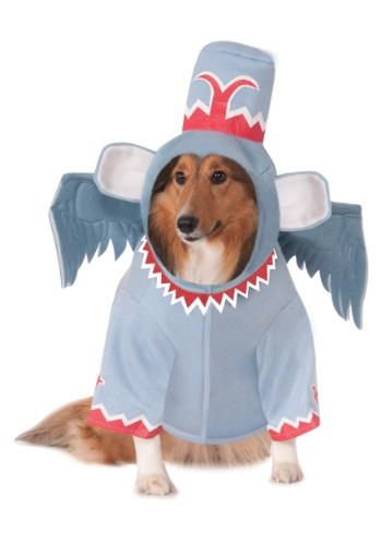 Click Here to buy Flying Monkey Pet Costume from HalloweenCostumes, USA Funds & Shipping