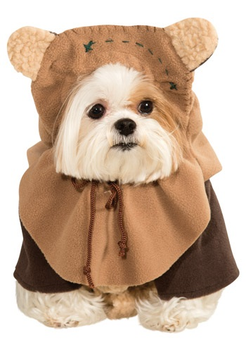 Ewok Pet Costume By: Rubies Costume Co. Inc for the 2015 Costume season.