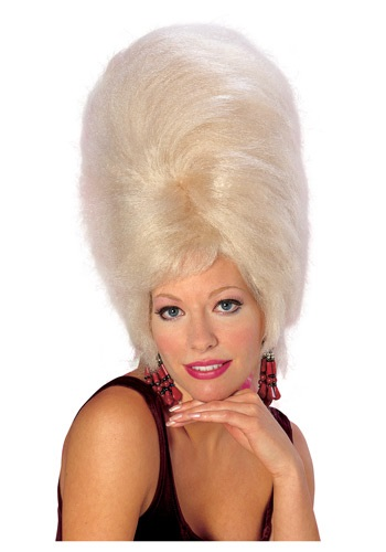 Blonde Beehive Wig for Women