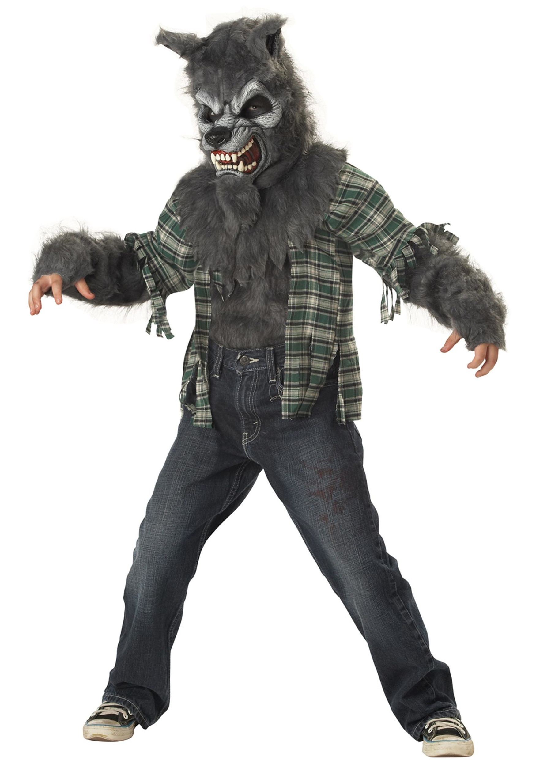 child werewolf costume - Halloween Werewolf