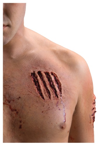 Makeup Prosthetics Clawed