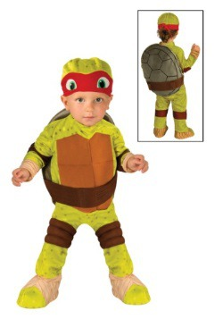 Toddler TMNT Raphael Costume