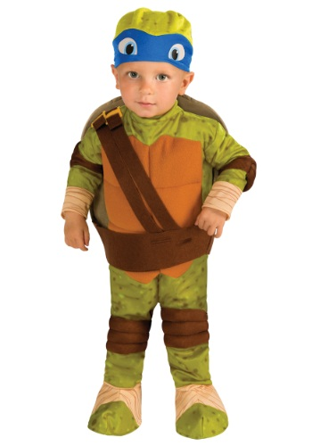 Click Here to buy Toddler TMNT Leonardo Costume from HalloweenCostumes, USA Funds & Shipping