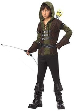 Kids Robin Hood Costume update 1