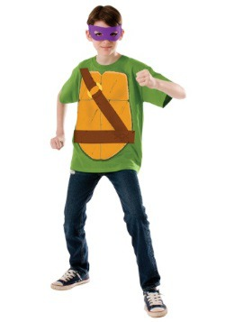 Child TMNT Donatello Costume Top