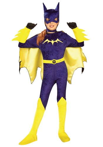 Child Batgirl Costume By: Rubies Costume Co. Inc for the 2015 Costume season.